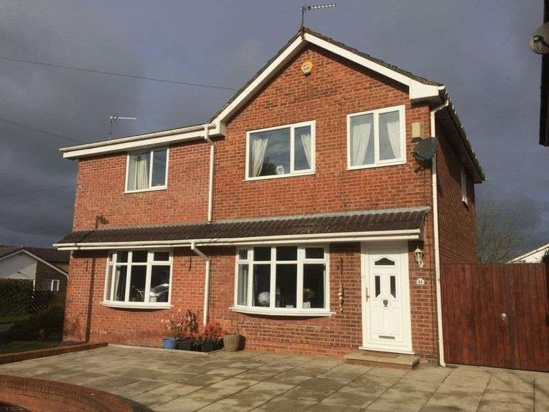 5 Bedrooms Detached House for sale in Selbourne Close, Bolton