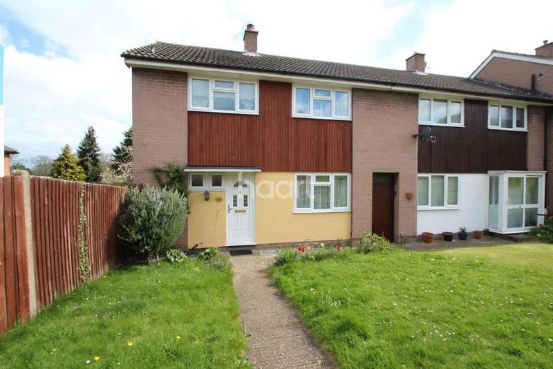 3 Bedrooms End Of Terrace House for sale in Rectory Wood