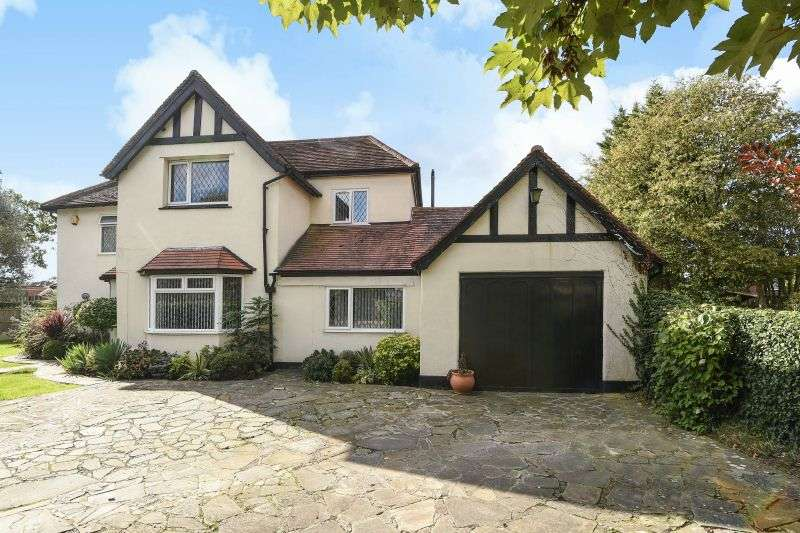 6 Bedrooms Detached House for sale in Ducks Hill Road, Northwood