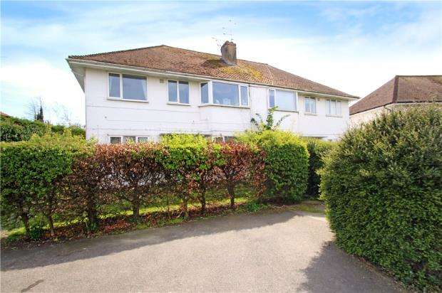 2 Bedrooms Apartment Flat for sale in The Crescent, Manor Road, East Preston, West Sussex, BN16