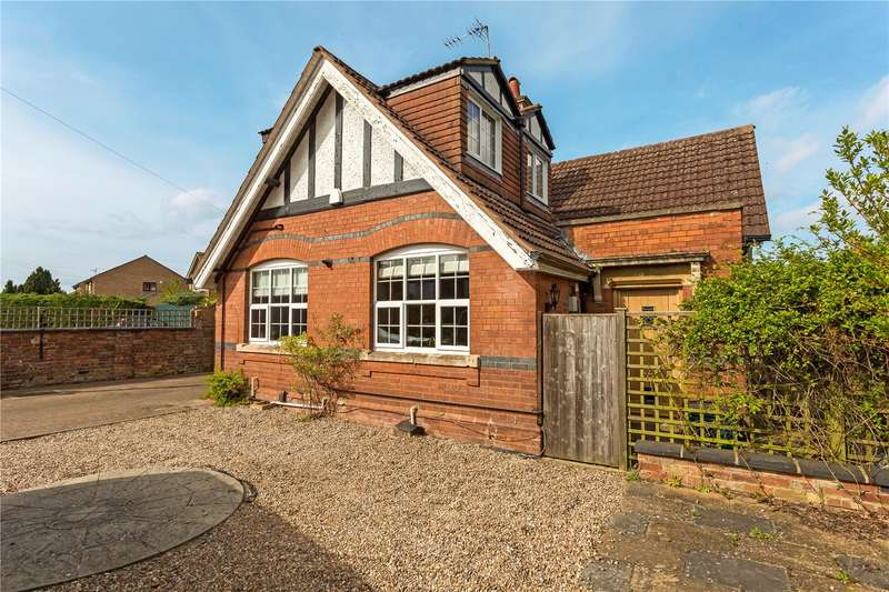 3 Bedrooms Detached House for sale in Church Road, Swindon Village, Cheltenham, Gloucestershire, GL51