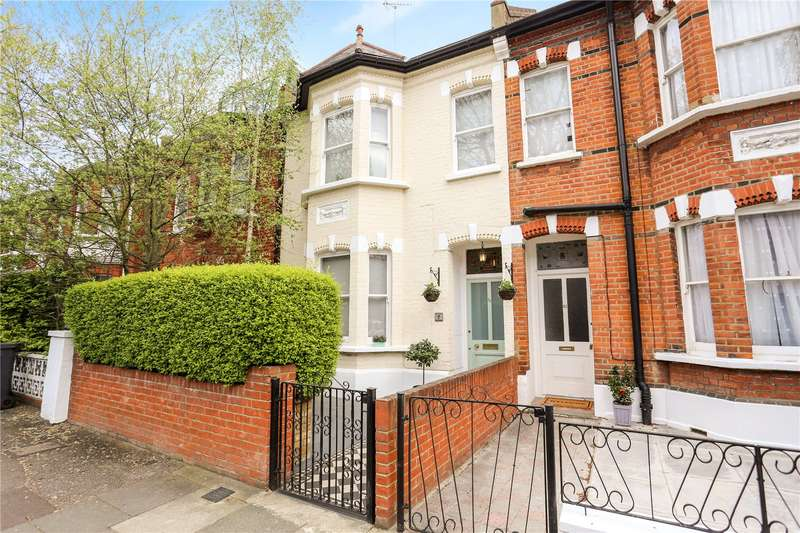 5 Bedrooms Terraced House for sale in Silver Crescent, London, W4