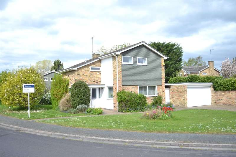4 Bedrooms Detached House for sale in Poplars Grove, Maidenhead, Berkshire, SL6