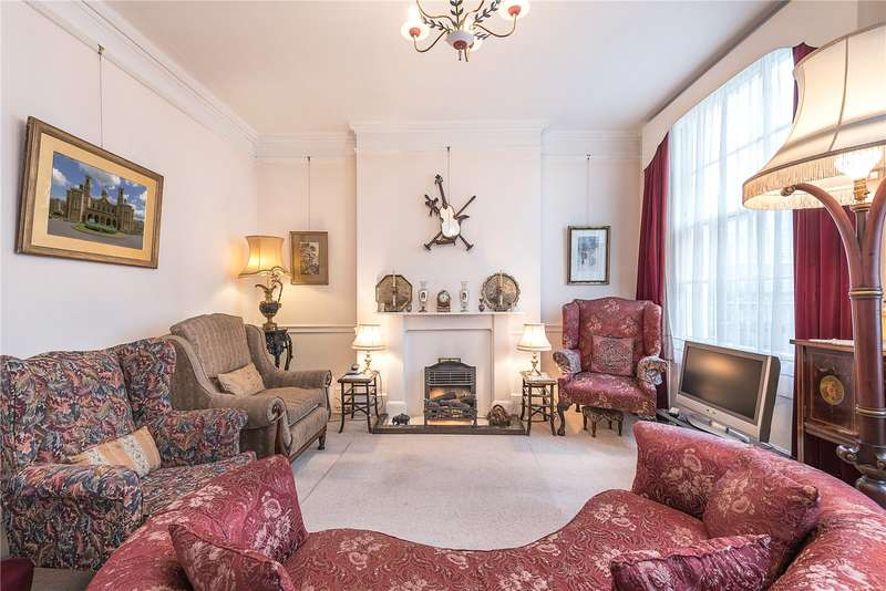 2 Bedrooms Flat for sale in Sussex Place, Hyde Park Estate, London, W2