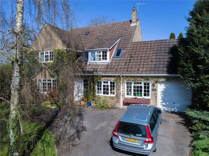 4 Bedrooms Detached House for sale in Lambourne Close, Thruxton, Andover, Hampshire, SP11