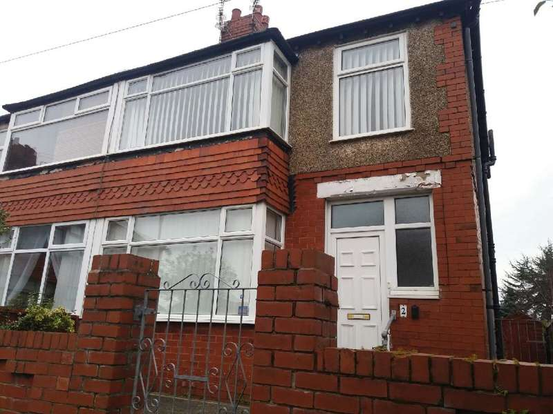 3 Bedrooms Property for sale in 2, Blackpool, FY2 0QD