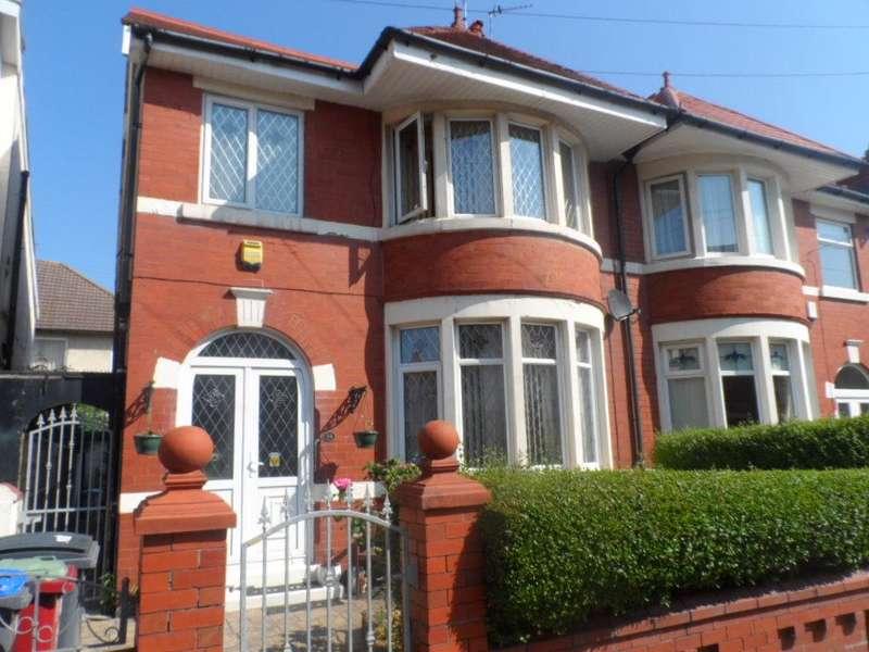 3 Bedrooms Property for sale in 14, Blackpool, FY3 9DU