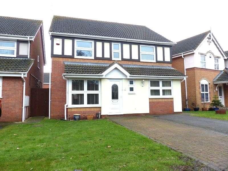 4 Bedrooms Detached House for sale in Kenilworth Avenue, Peterborough, Cambridgeshire. PE2 8UJ
