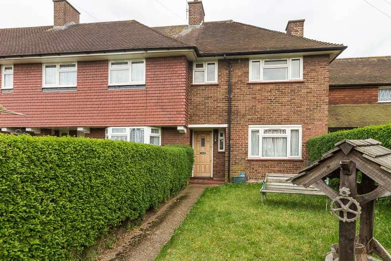 2 Bedrooms Terraced House for sale in Cygnet Avenue, Feltham, TW14