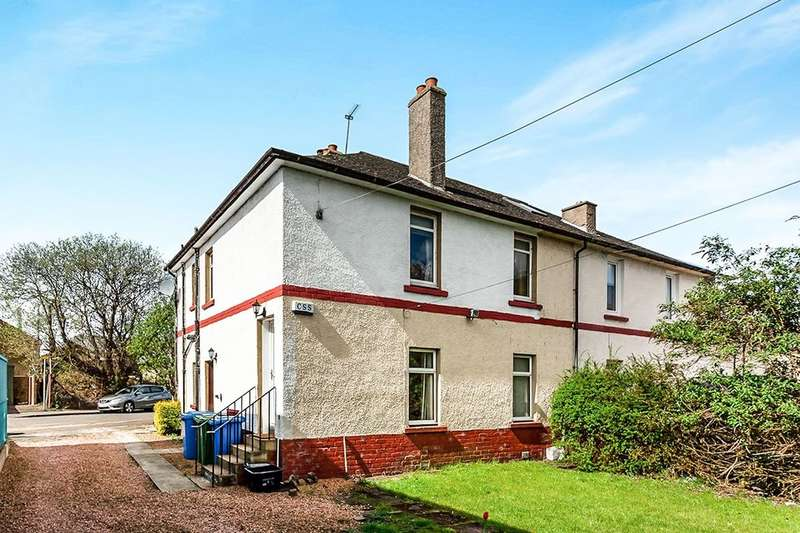 2 Bedrooms Flat for sale in Hayfield, Falkirk, FK2