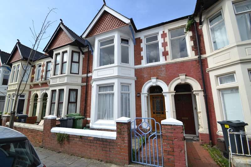 3 Bedrooms Terraced House for sale in Summerfield Avenue, Heath, Cardiff. CF14 3QA