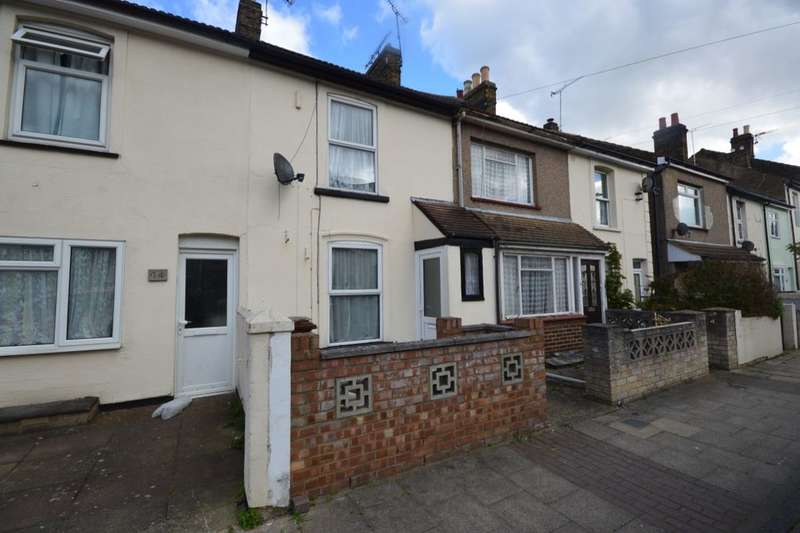 2 Bedrooms Property for sale in Trafalgar Street, Gillingham, ME7