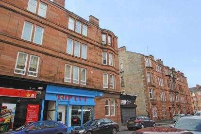 1 Bedroom Flat for sale in Bowman Street, Glasgow