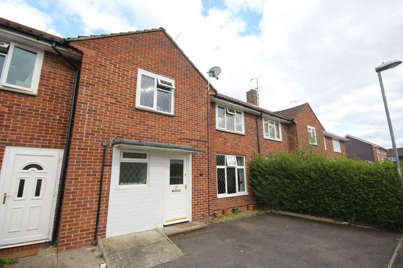 3 Bedrooms Terraced House for sale in Hart Close, Priestwood