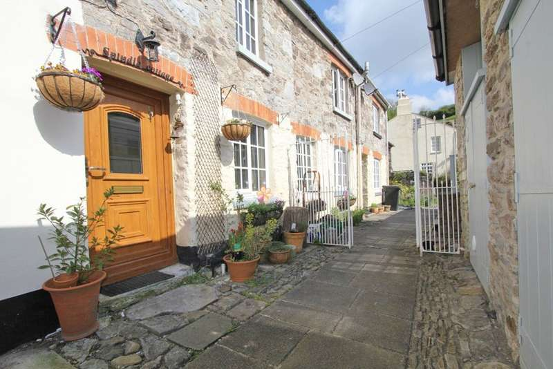 3 Bedrooms Cottage House for sale in Station Road, Buckfastleigh