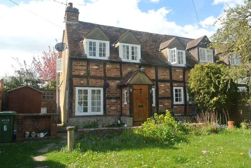 2 Bedrooms Cottage House for sale in Brookside, Evesham