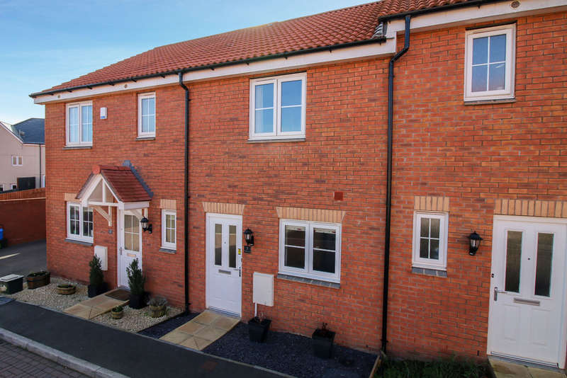 2 Bedrooms Terraced House for sale in Pouncel Lane, Cranbrook