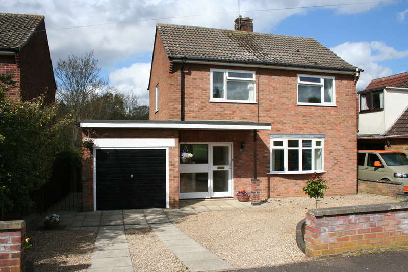 3 Bedrooms Detached House for sale in HIGHFIELD CLOSE NORWICH