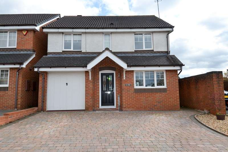 4 Bedrooms Detached House for sale in Cedar Drive, West Heath, BIRMINGHAM