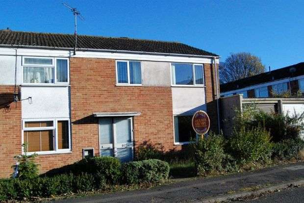 3 Bedrooms End Of Terrace House for sale in Arnull Crescent, Headlands , Daventry NN11 9AZ