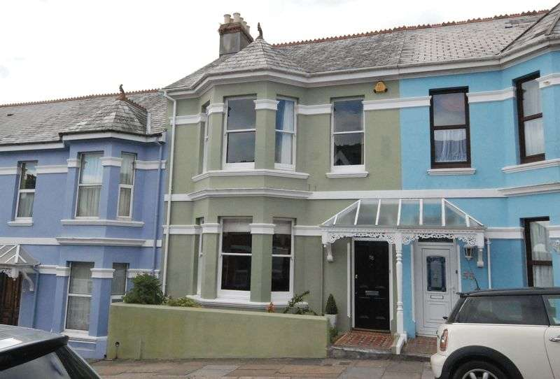 3 Bedrooms Terraced House for sale in Holland Road, Peverell, Plymouth. An extremely spacious 3 double bedroomed family home. Beautifully finished.