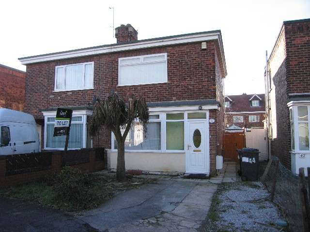 2 Bedrooms House for sale in Ormerod Road, Priory Road, HULL, HU5 5TS