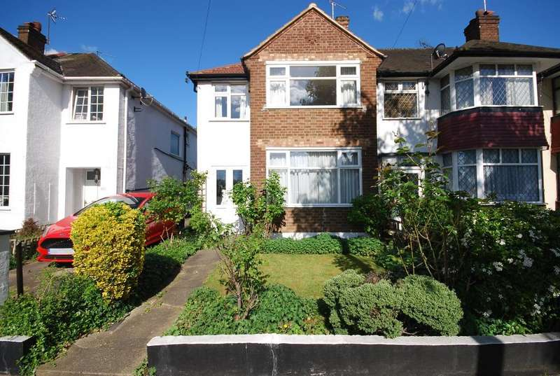 3 Bedrooms End Of Terrace House for sale in BRIDGEWATER ROAD, WEMBLEY, MIDDLESEX, HA0 1AR