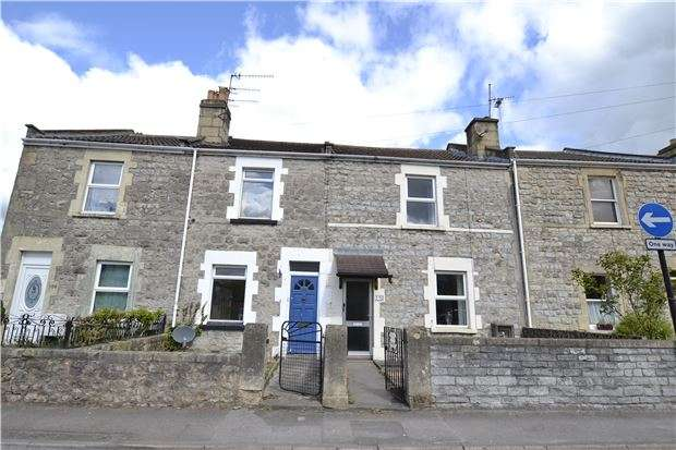 2 Bedrooms Terraced House for sale in Locksbrook Road, BATH, Somerset, BA1 3EN
