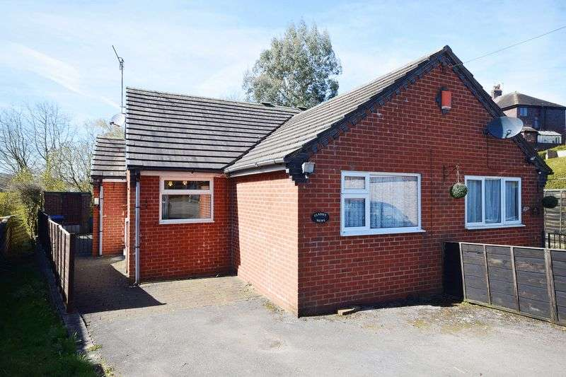 1 Bedroom Semi Detached Bungalow for sale in North Street, Leek
