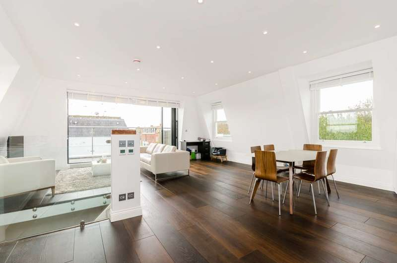 4 Bedrooms Flat for sale in Waldemar Avenue, Fulham, SW6
