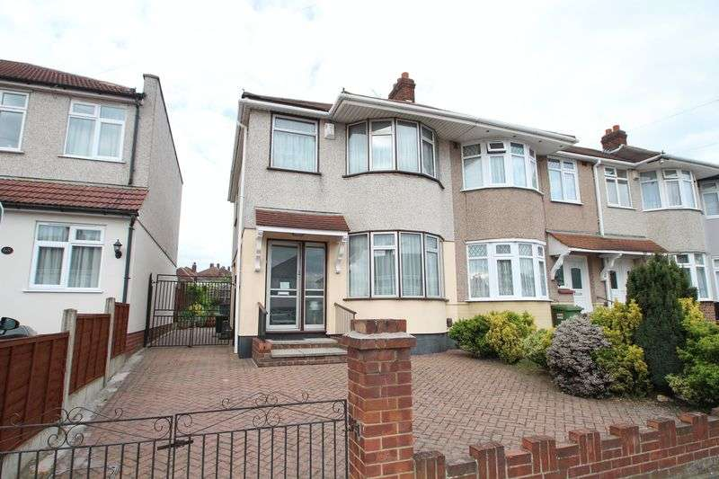 3 Bedrooms Semi Detached House for sale in Sutherland Avenue, Welling