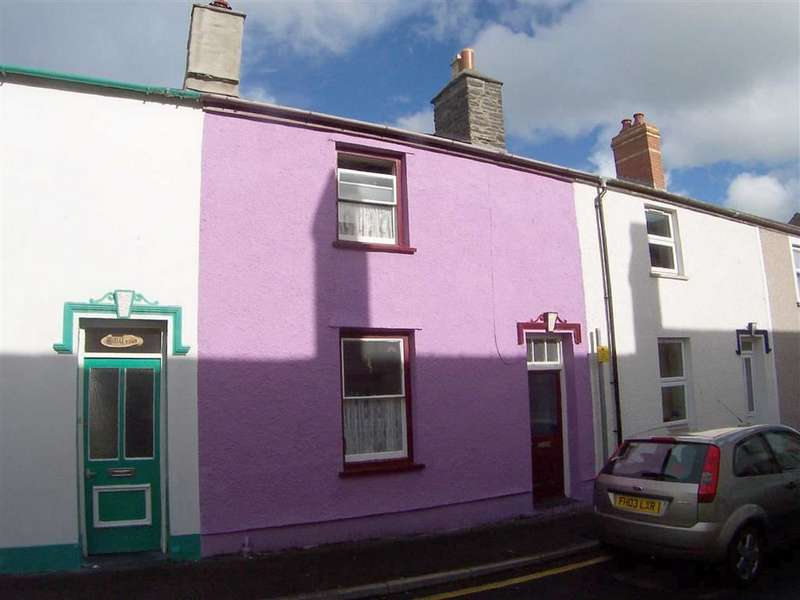 2 Bedrooms Town House for sale in Prospect Street, Aberystwyth