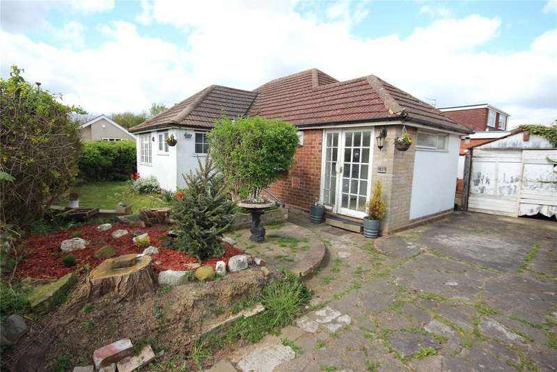 2 Bedrooms Detached Bungalow for sale in Station Avenue, New Waltham, DN36