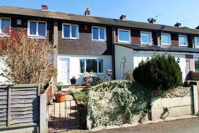 2 Bedrooms Terraced House for sale in Kingfishers, 27 Eden Place