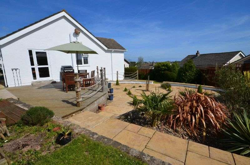 2 Bedrooms Bungalow for sale in HIGHFIELD CLOSE, BRIXHAM
