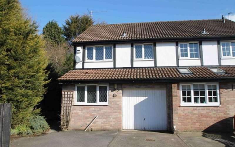 3 Bedrooms Semi Detached House for sale in Sanderling Drive, St. Mellons, Cardiff