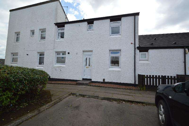3 Bedrooms Terraced House for sale in Braehead, Irvine, North Ayrshire, KA11 1BG