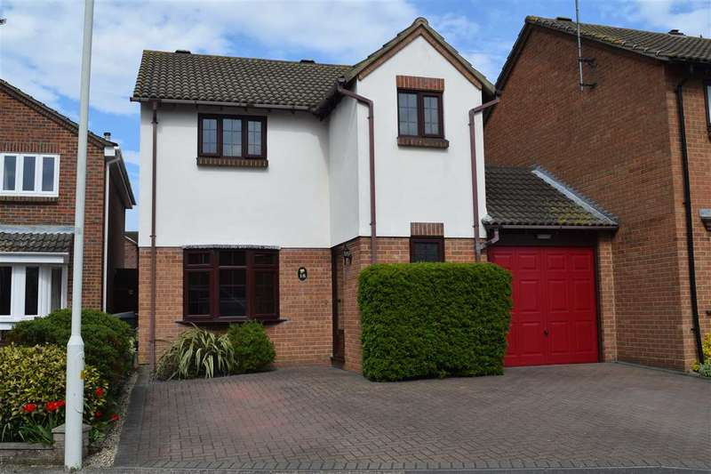 3 Bedrooms Link Detached House for sale in Rembrandt Grove, Chelmsford
