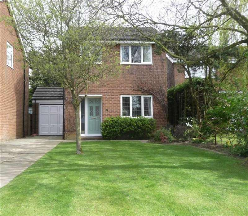 4 Bedrooms Detached House for sale in Coniston Way, Croston, PR26