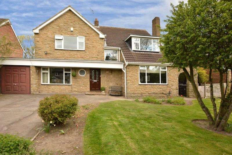 4 Bedrooms Detached House for sale in High Ash Avenue, Leeds