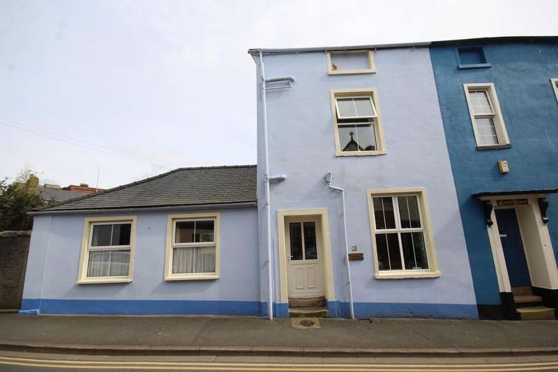 4 Bedrooms Semi Detached House for sale in 16 Union Street, Ulverston