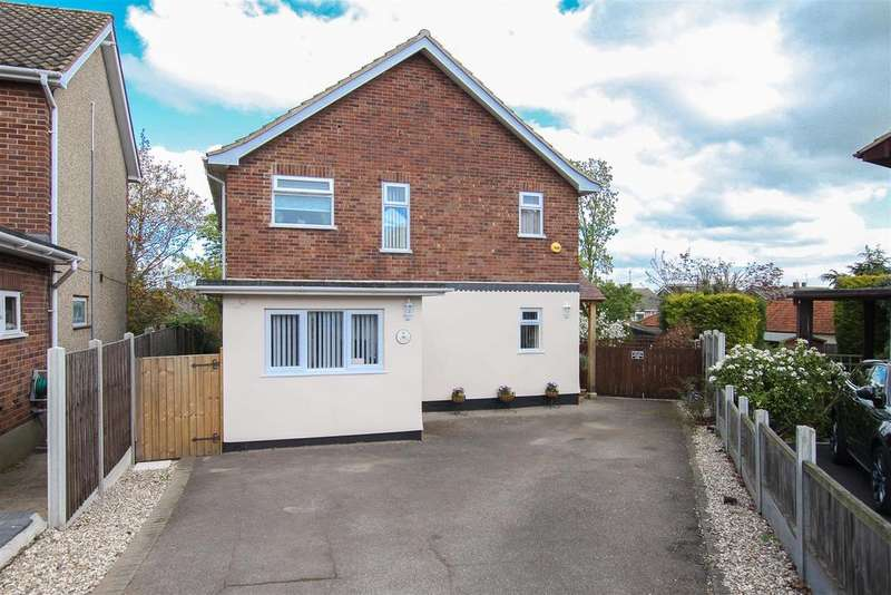 4 Bedrooms Detached House for sale in The Elms, Marden Ash, Ongar