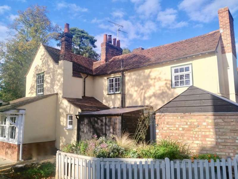 2 Bedrooms Cottage House for sale in The Street, Little Waltham