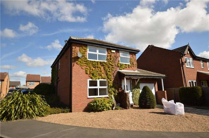 4 Bedrooms Detached House for sale in Hopefield Chase, Rothwell, Leeds, West Yorkshire