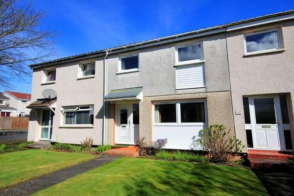 3 Bedrooms Terraced House for sale in 32 Glen Cannich, St. Leonards, East Kilbride, G74 2BW