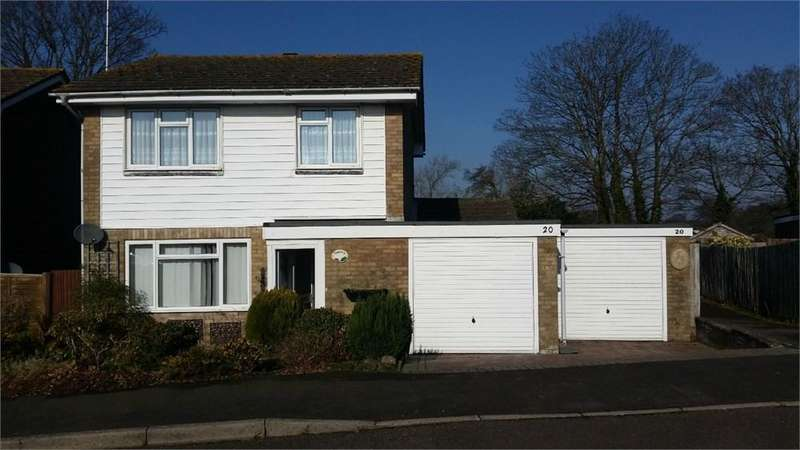 3 Bedrooms Detached House for sale in Fox Hill, Bexhill-On-Sea, TN39