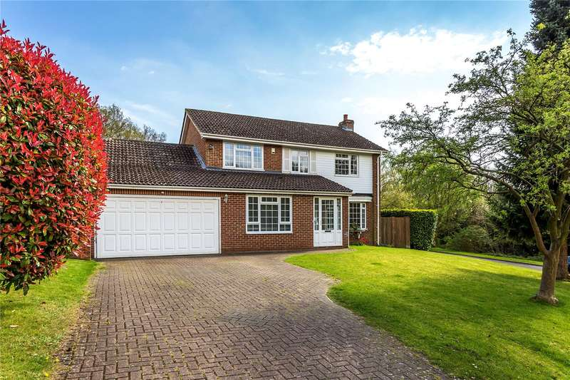 4 Bedrooms Detached House for sale in Pondfield Road, Kenley, CR8