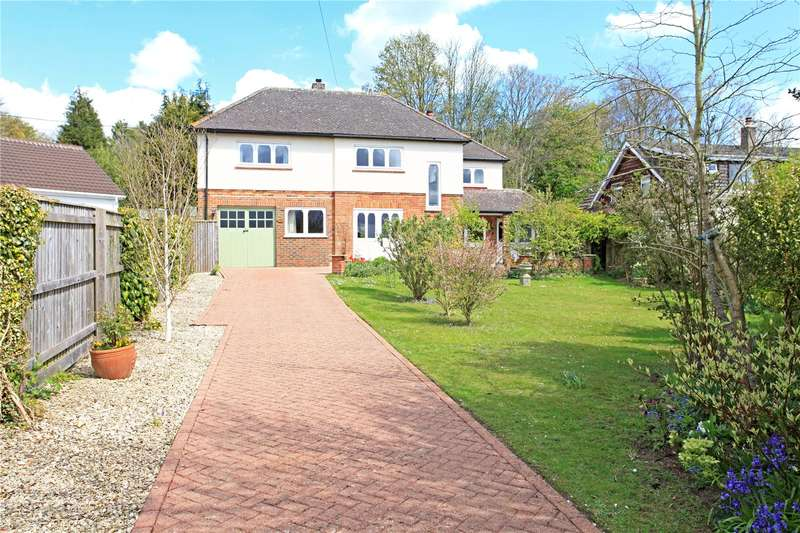 4 Bedrooms Detached House for sale in Potters Way, Laverstock, Salisbury, Wiltshire, SP1