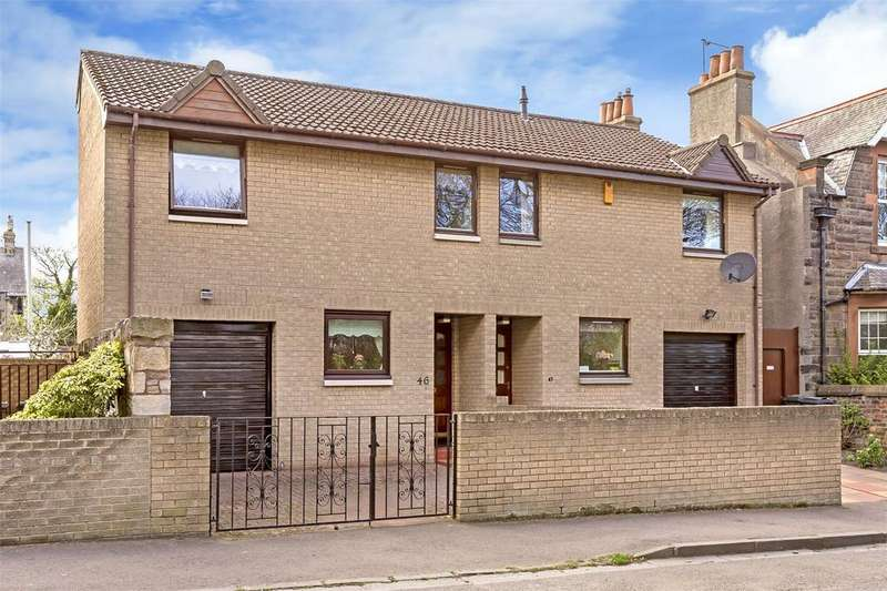 3 Bedrooms Semi Detached House for sale in 46 Park Avenue, Edinburgh, EH15