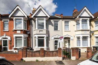 4 Bedrooms Terraced House for sale in Empress Avenue, London